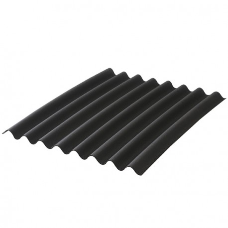 Bitumen corrugated sheets