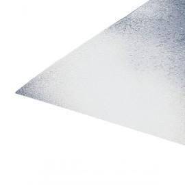 Panneau plat acier galvanisé