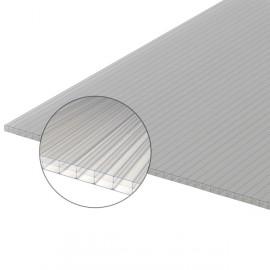Plaque polycarbonate alvéolaire 16mm