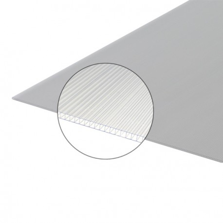 Plaque de polycarbonate 4mm