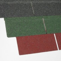 Bitumen hot melt roof shingle (2 m² kit)