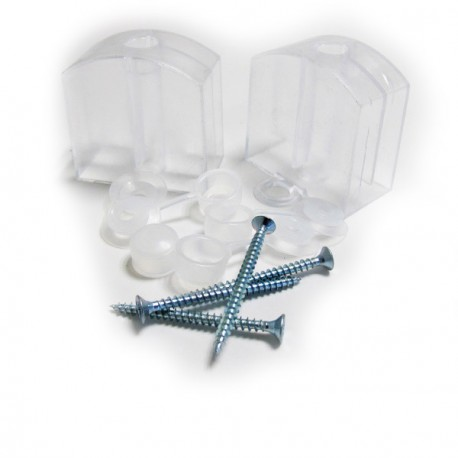 Kit de fixation grande onde (x10)