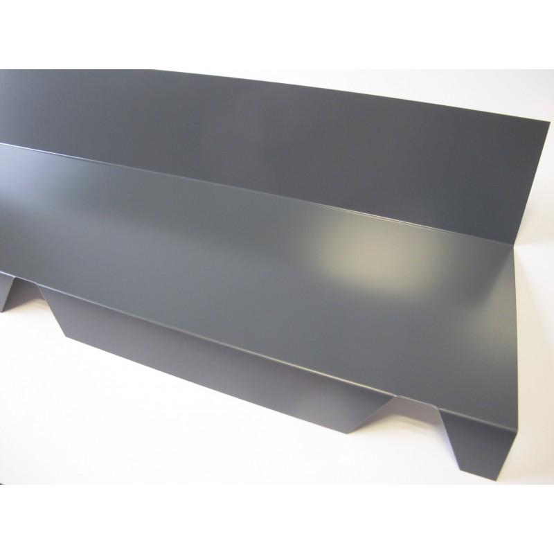 faiti re crant e contre mur pour bac acier 1045 l 2100mm mccover. Black Bedroom Furniture Sets. Home Design Ideas