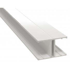 Profil polycarbonate de bordure et obturation mccover - Plaque polycarbonate 32 mm leroy merlin ...
