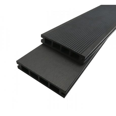 PACK 1 m² lame de terrasse composite Ipéa ACCESSOIRES (4 coloris) 2400 mm