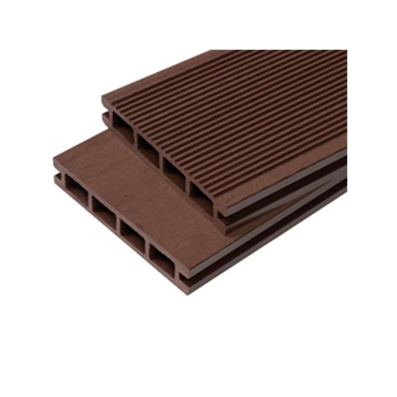 pack 1 m lame de terrasse composite ip a accessoires 4 coloris 2400 mm mccover. Black Bedroom Furniture Sets. Home Design Ideas