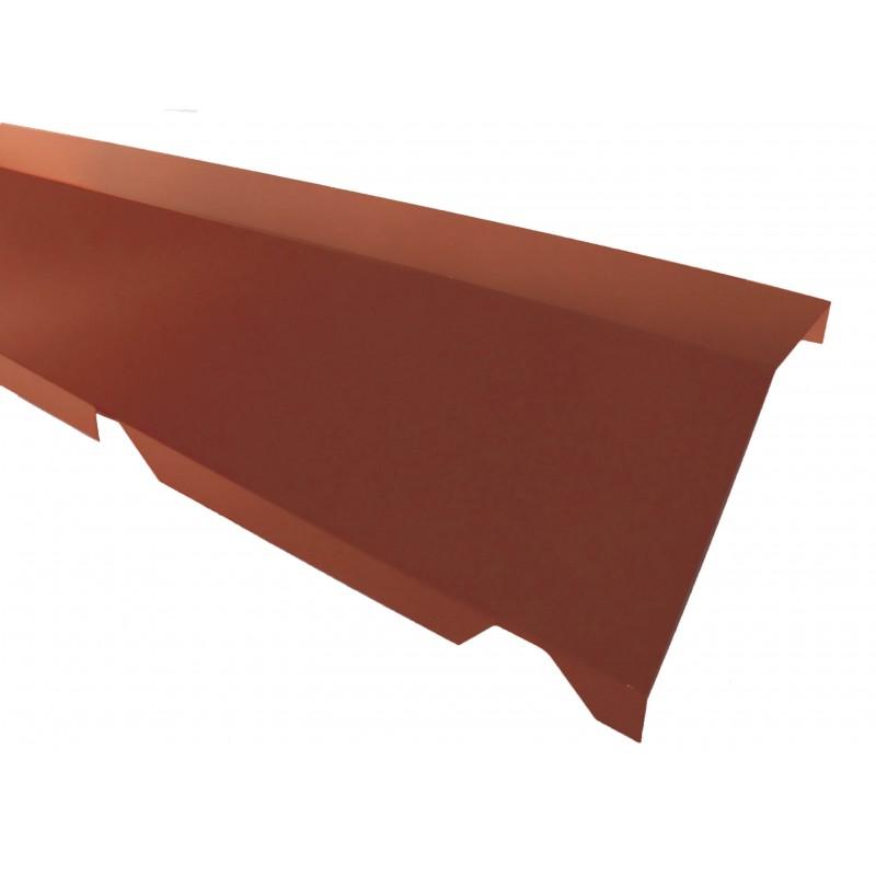 faiti re crant e sur mur pour bac acier 1045 l 2100mm mccover. Black Bedroom Furniture Sets. Home Design Ideas