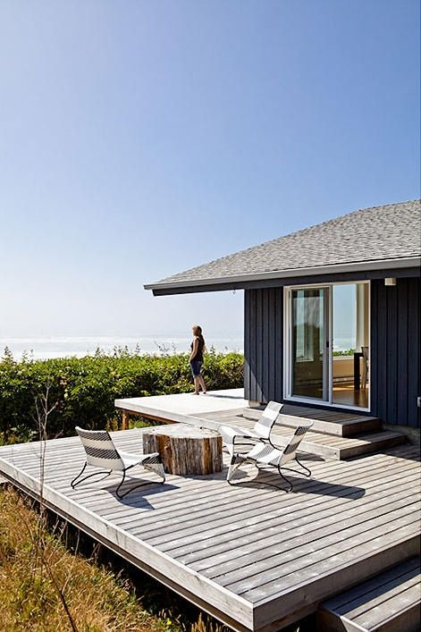 Tout savoir sur la terrasse en bois composite  Terrasse Composite