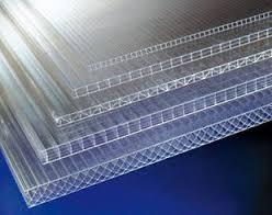 différentes épaisseurs de plaques polycarbonate alvéolaire