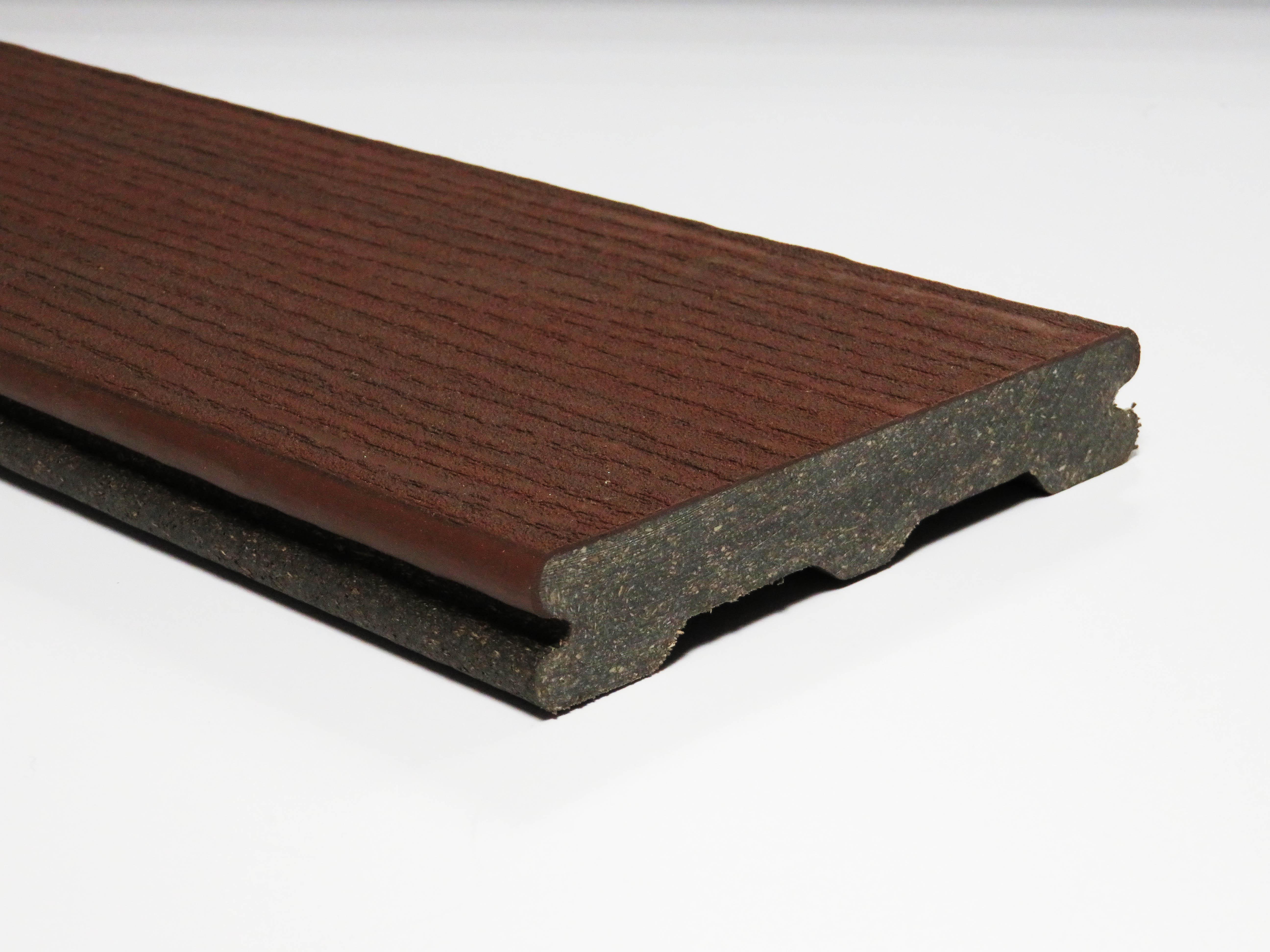 Et pourquoi pas une terrasse en bois composite trex terrasse composite - Lame composite pas chere ...
