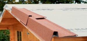 Installation des rives pour les panneaux tuiles faciles