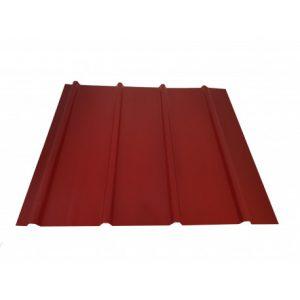 plaque-nervuree-acier-laque-coloris-rouge