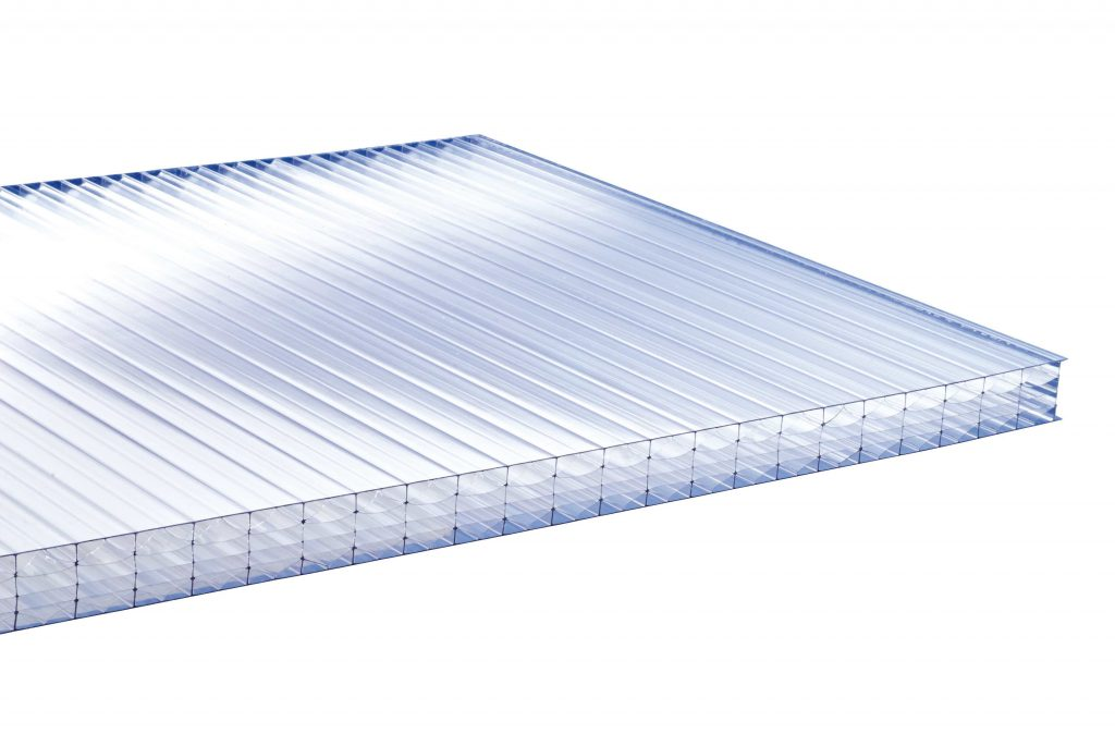 Polycarbonate alvéolaire mccover clair- 32 mm
